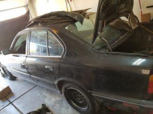 1989 BMW 535i e34