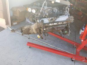 BMW m30b35 engine