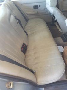 bmw e30 back seats